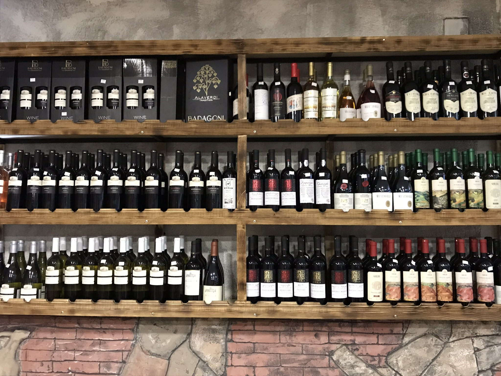 El vino de Georgia: Para muchos, uno de los mejores vinos del mundo.