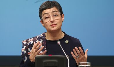 La ministra de Exteriores, Arancha González Laya, ha pedido a los españoles que están en el extranjero por motivos de turismo que regresen lo antes posible.