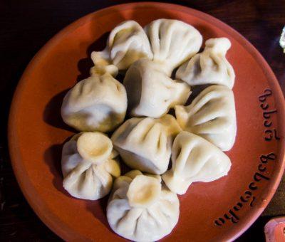 Gastronomía de Georgia: Khinkali