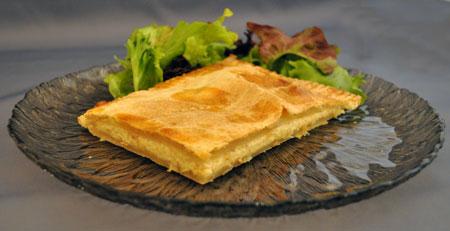 Gastronomía de Georgia: Phenovani Khachapuri