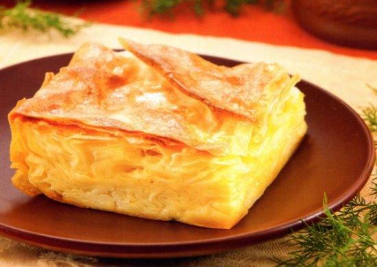 Gastronomía de Georgia: Mtskheturi Gvezeli