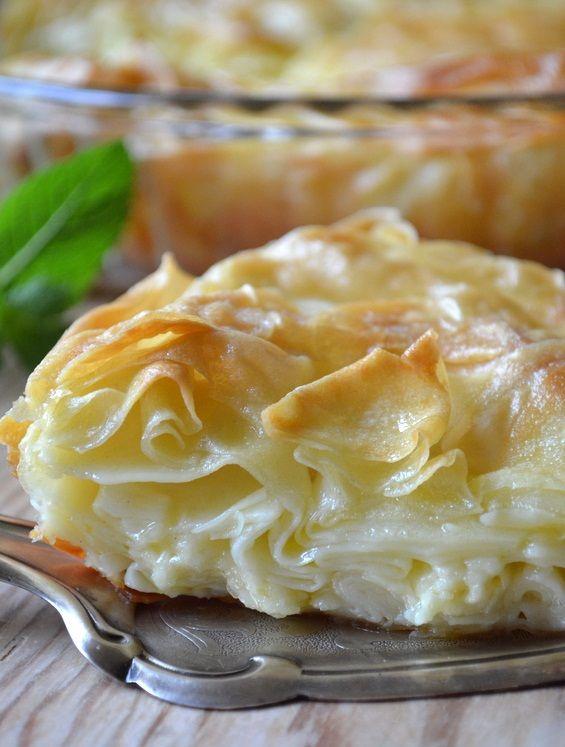 Gastronomía de Georgia: Achma