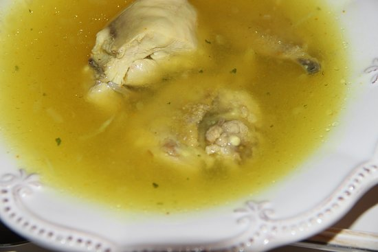 Gastronomía de Georgia: Chikhirtma