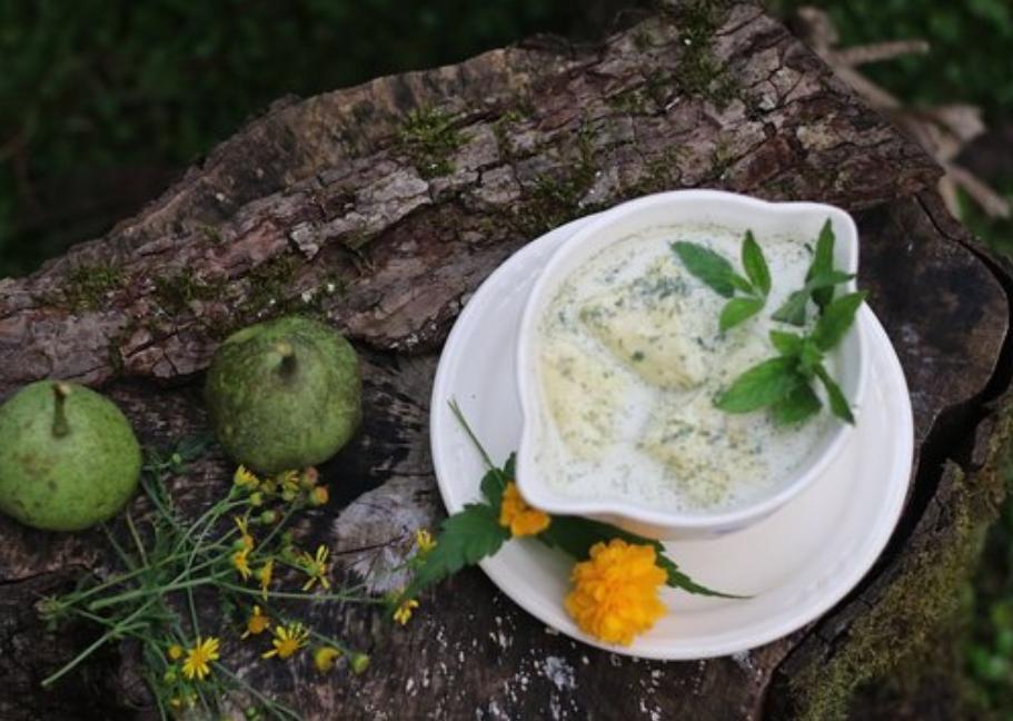 gebjalia,gebjalia recipe,gebjalia megruli,gastronomía de georgia, Gastronomía de Georgia: Gebjalia