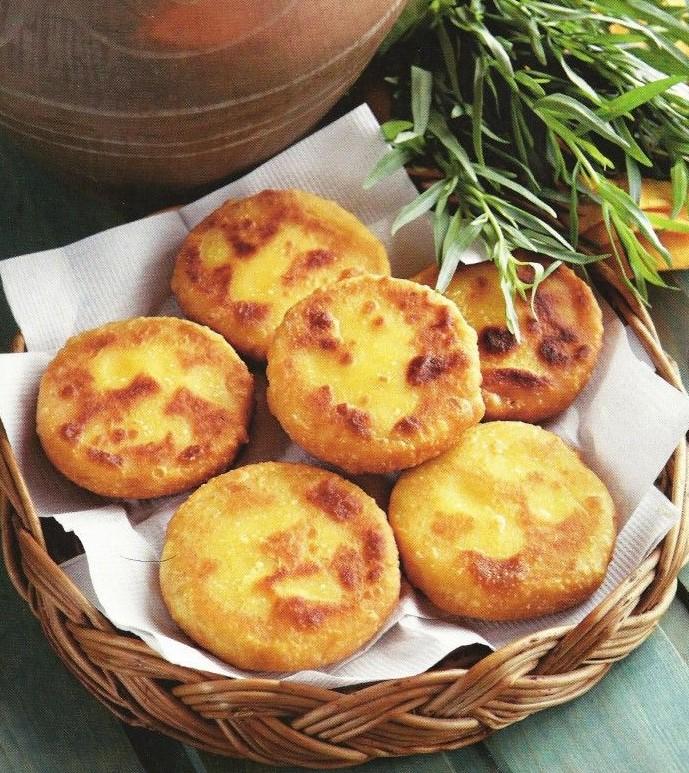 Gastronomía de Georgia: Mchadi