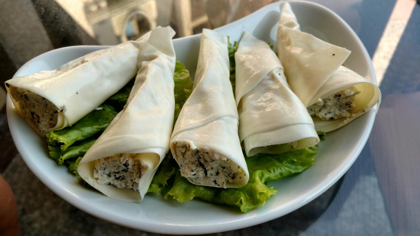 Gastronomía de Georgia: Nadughi