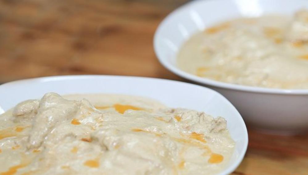 Gastronomía de Georgia: Satsivi