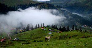 Áreas de Guria: Bakhmaro