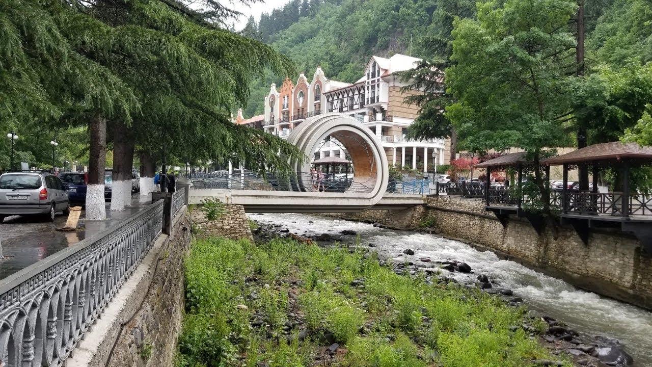 Áreas de Samtskhe-Javakheti: Borjomi