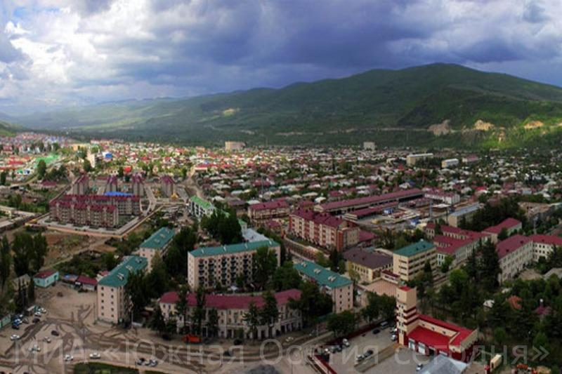 Ciudades de Georgia: Tsjinvali