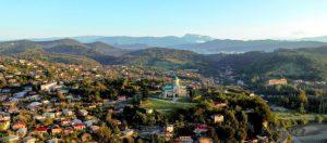 Regiones de Georgia: Imericia (Imereti)