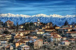 Regiones de Georgia: Kajetia