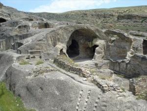 Áreas de Shida Kartli: Kaspi