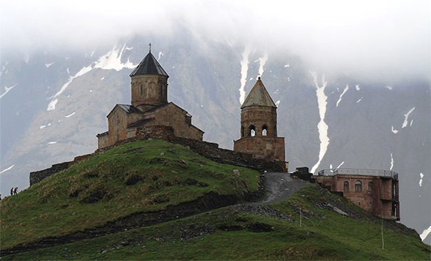 Áreas de Mtskheta-Mtianeti: Stepantsminda (Kazbegi)