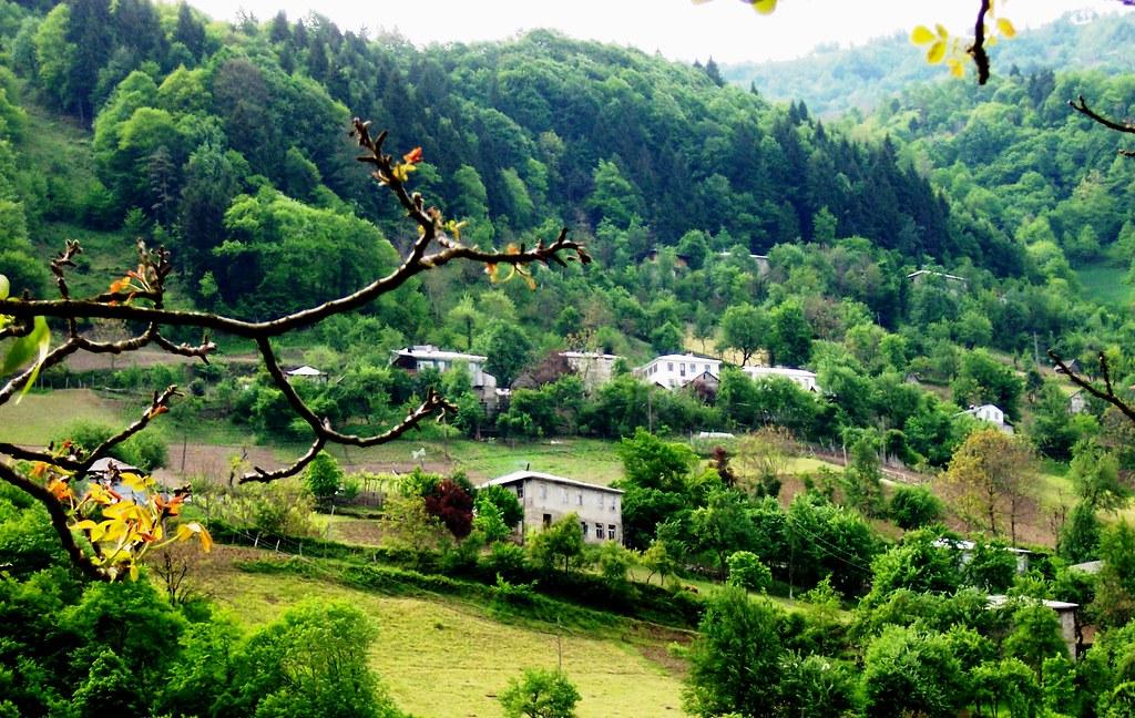 Áreas de Ayaria (Adjara): Keda