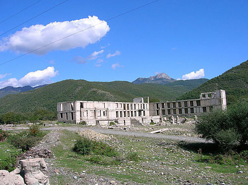 Distritos de Osetia del Sur: Leningor