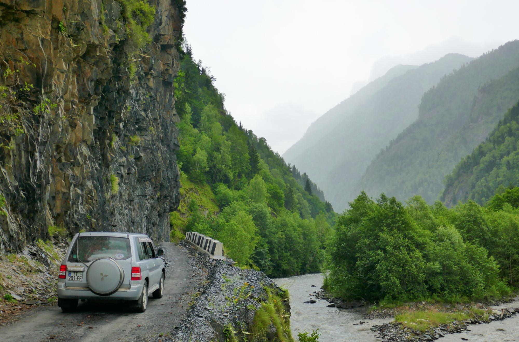 Áreas de Racha-Lechkhumi y Kvemo Svaneti: Lentekhi