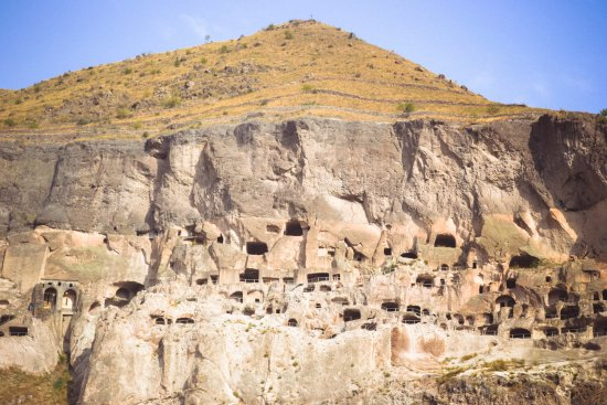Lugares a visitar de Samtskhe-Javakheti: Monasterio Vardzia