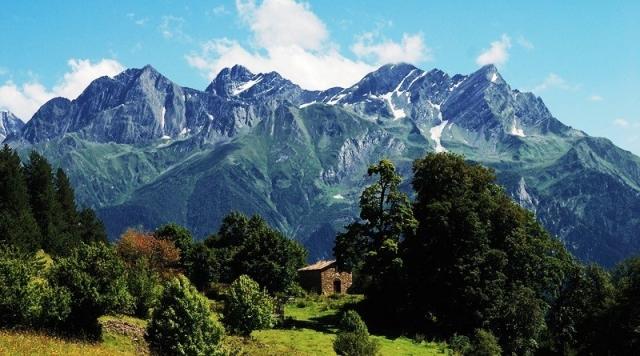 Áreas de Racha-Lechkhumi y Kvemo Svaneti: Oni