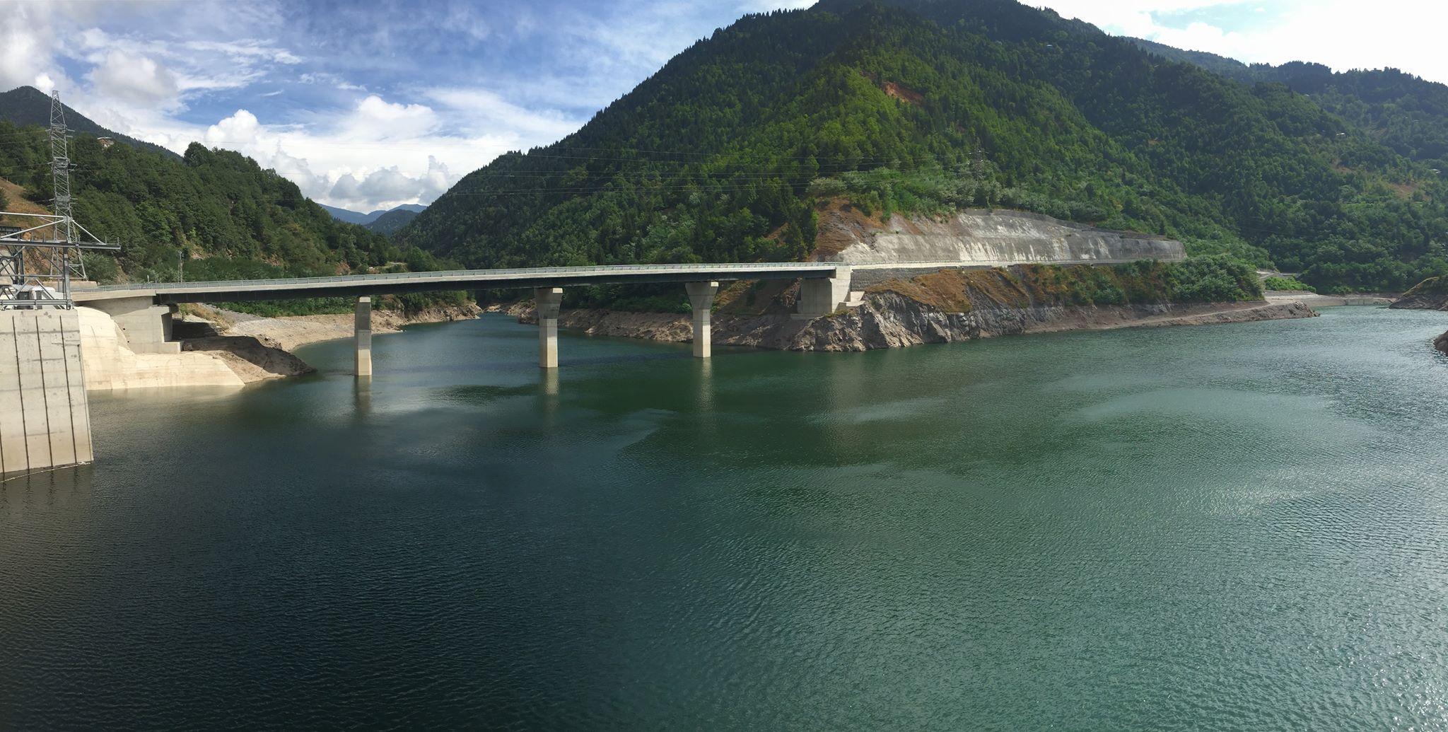 Planta hidroeléctrica Shuakhevi