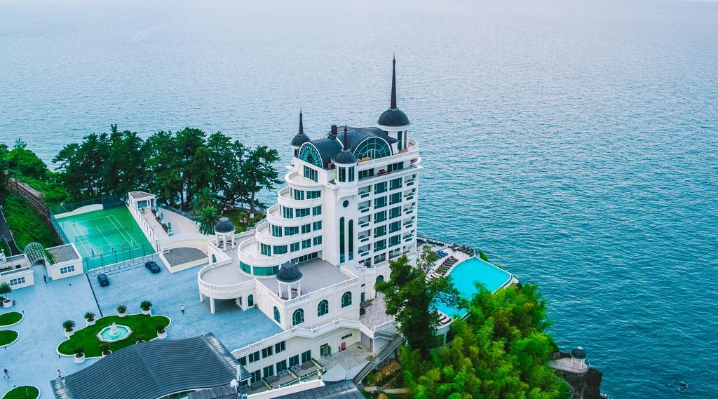 Resorts en Ayaria como Castello Mare, Kobuleti