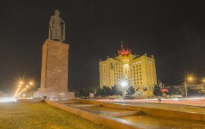 Áreas de Kvemo Kartli: Rustavi