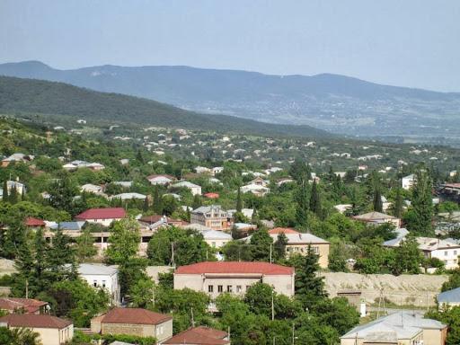 Áreas de Kajetia: Sagarejo