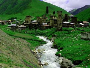 Regiones de Georgia: Samegrelo-Zemo Svaneti