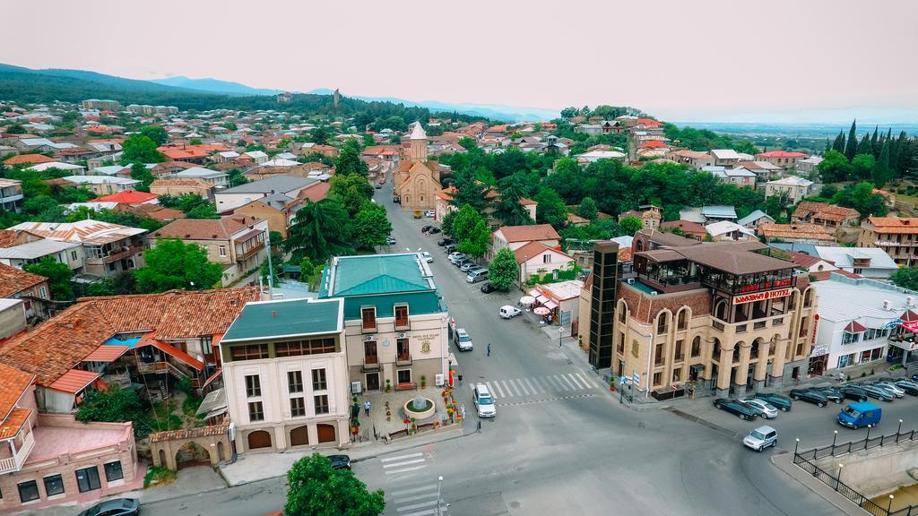 Áreas de Kajetia: Telavi