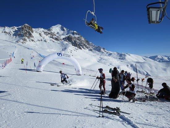 Tetnuldi Ski Resort en Svaneti