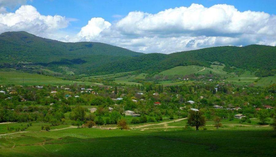 Áreas de Mtskheta-Mtianeti: Tianeti