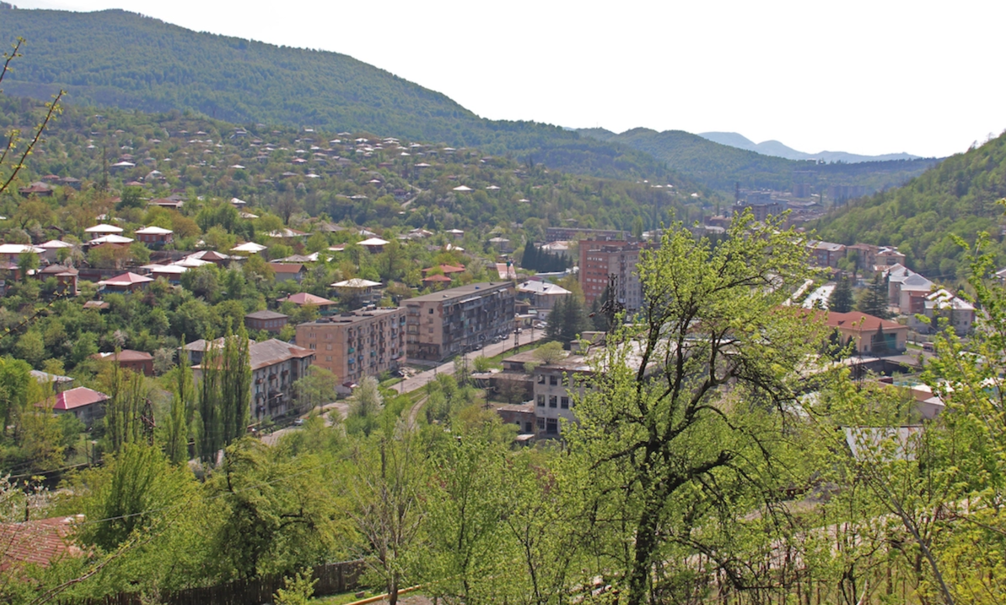 Áreas de Imereti: Tkibuli