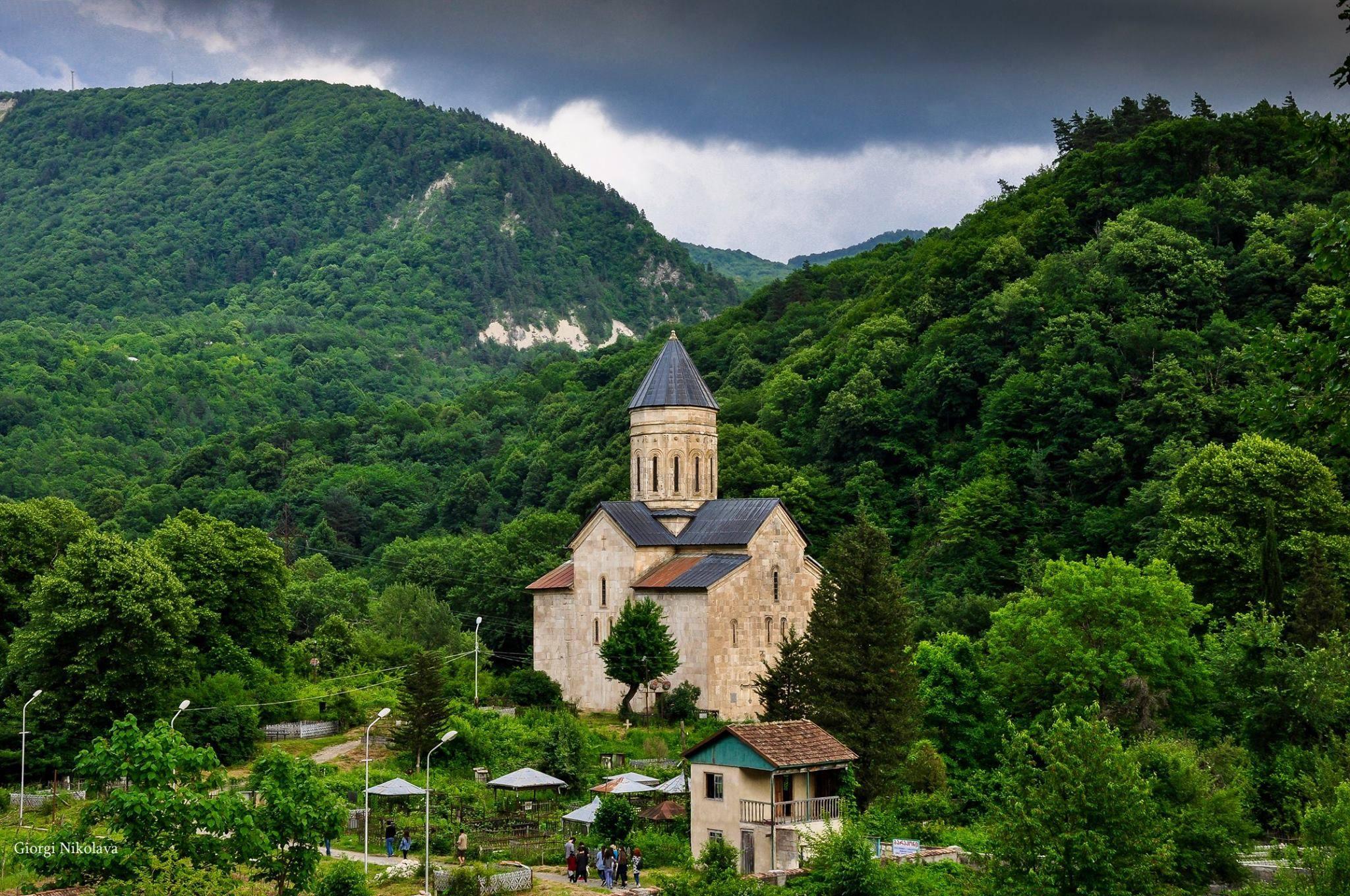 Áreas de Imereti: Vani