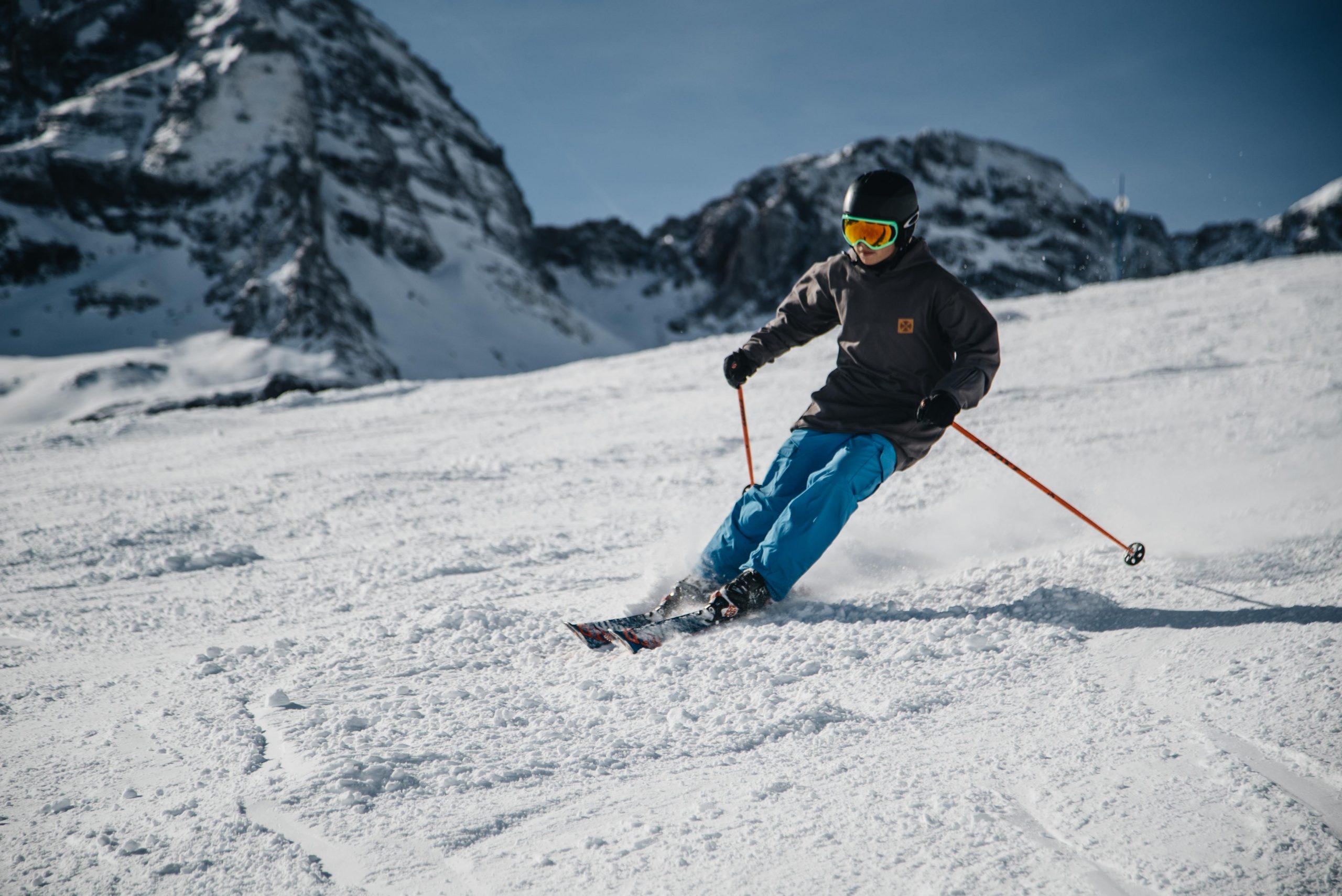 Deportes de aventura en Gudauri: Esquí