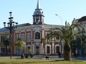 Distritos de Abjasia: Gudauta