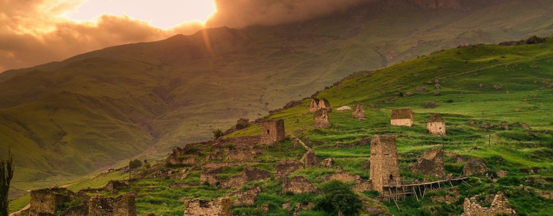 Región separatista Osetia del Sur