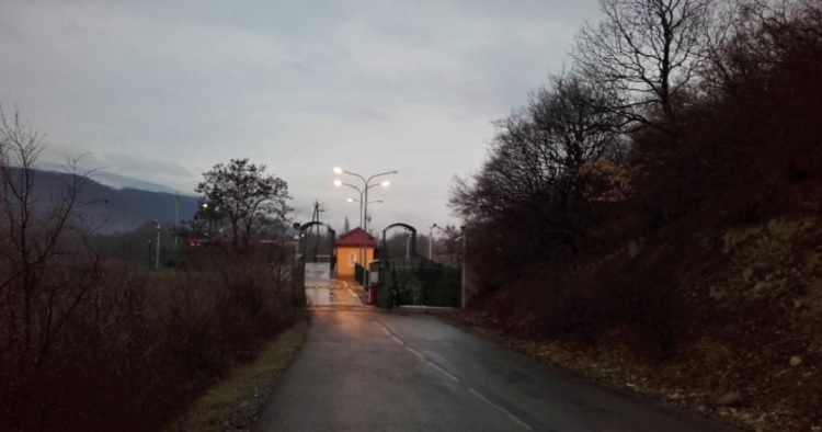 Frontera Tsjinvali
