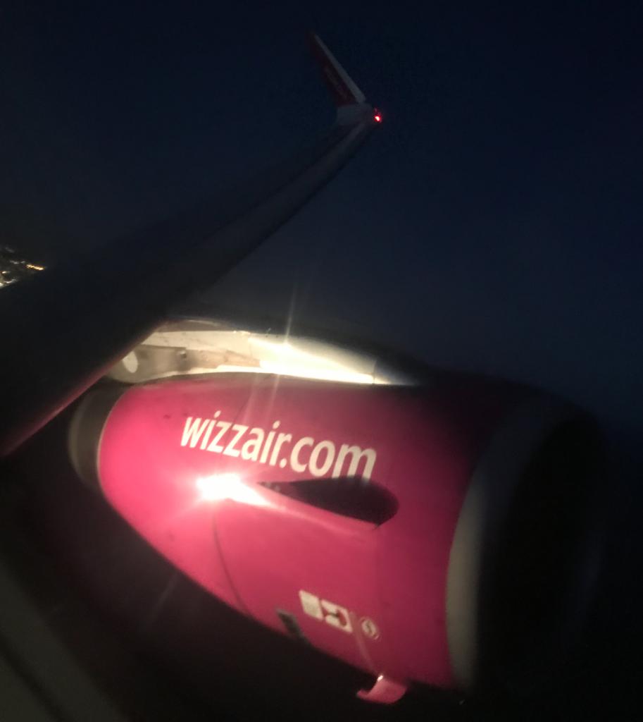 Wizz Air regresa en marzo: planea reanudar vuelos a hasta 40 ciudades y agregar nuevos destinos